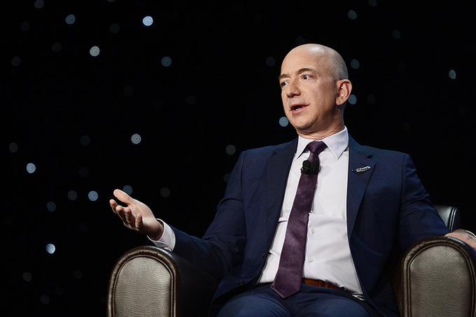 Состояние Джеффа Безоса достигло рекордных $172 млрд – Spot